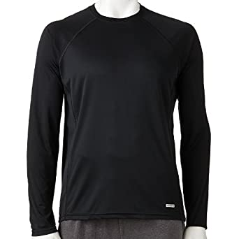 f3746e5bc8 Image Unavailable. Image not available for. Color: Tek Gear Basic  Performance Top - Big ...