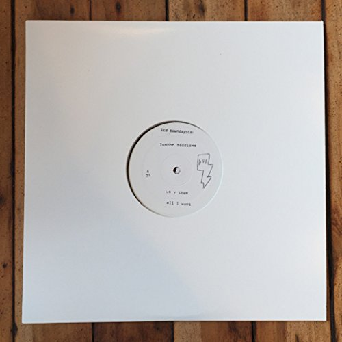 (LCD Soundsystem London Sessions White Label Limited to 300 )