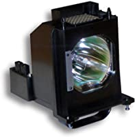Mitsubishi WD-60737 lamp TV Lamp with Housing with 150 Days Warranty