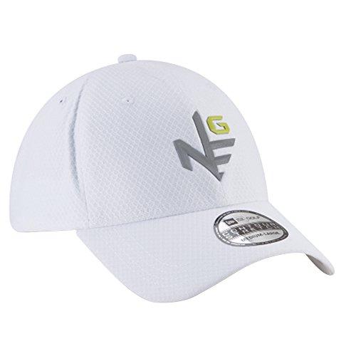 New Era Contour Stretch Golf Cap White -