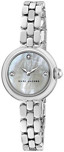 Marc Jacobs Women's Courtney Stainless Steel Watch - - Pearl Figural