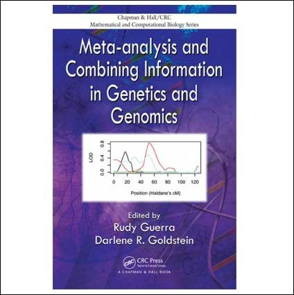 Meta-analysis and Combining Information in Genetics and Genomics (Chapman & Hall/CRC Mathematical and Computational