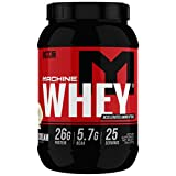 MTS Machine Whey Protein 2lbs. – Vanilla For Sale