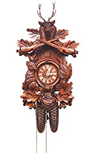 Alexander Taron Importer 738-8 Black Forest Cuckoo Clock