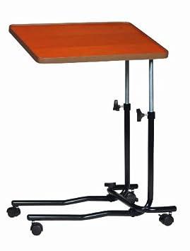 Drive Medical 946 Table De Lit 4 Roulettes