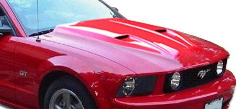 2005-2009 Ford Mustang Duraflex Mach1 Hood - 1 Piece