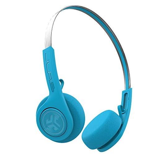 JLab Rewind Wireless Retro Headphones | Bluetooth 4.2 | 12 Hours Playtime | Custom EQ3 Sound | Music Controls | Noise… |
