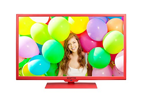 Sceptre E325PV-HDR 32-Inch 720P LED TV (Neon Pink)