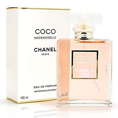 New with Box, COCO Mademoiselle by_CHANEL Eau De Parfum Spray 3.4 FL OZ