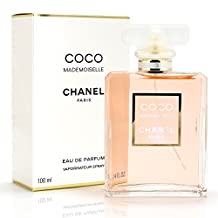 C H A N E L Coco Mademoiselle EDP spray 3.4 OZ./100 ml.