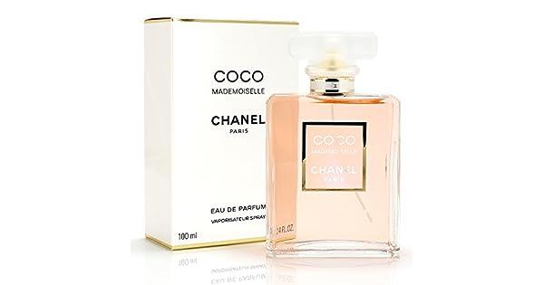 cb1633e4d Coco Mademoiselle by Chanel for Women - Eau de Parfum, 100 ml: Amazon.ae:  Rakuten1