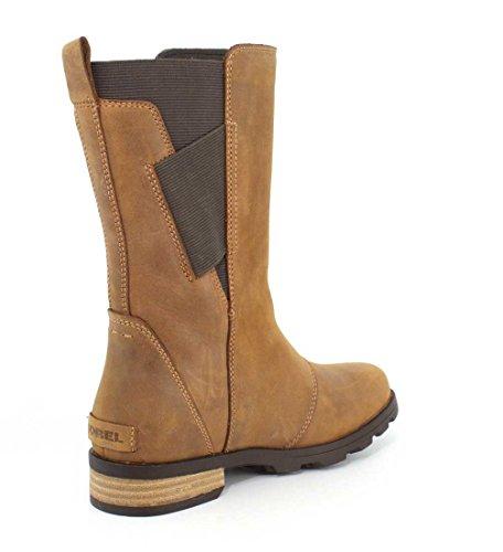Sorel Damen Emelie Mid Boots Elch