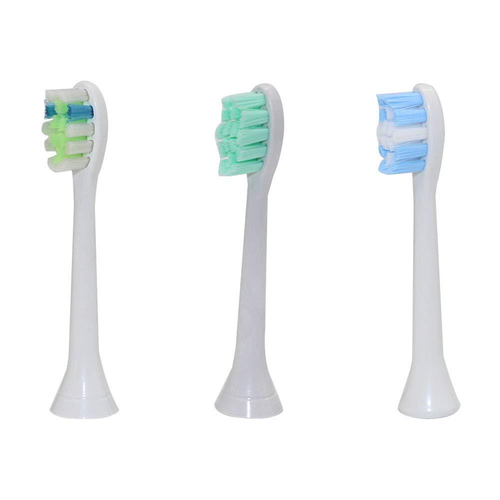 NAttnJf Repuesto de cabeza de repuesto para cepillo de dientes eléctrico de 1 unidad para el cuidado de la higiene bucal de Xiaomi Blanco: Amazon.es: Salud ...