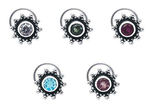 Shine Jewel 5-Piece Pack Of No