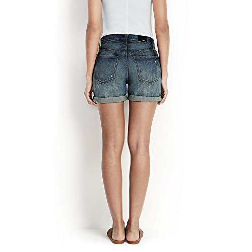 1d58c4049cda9c Canvas by Lands  End Women s Cuffed Jean Shorts high-quality - malo ...