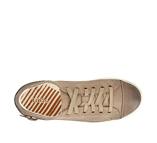Taos Women's Capitol Taupe Oiled 8 B (M) US by Taos Footwear (Image #4)