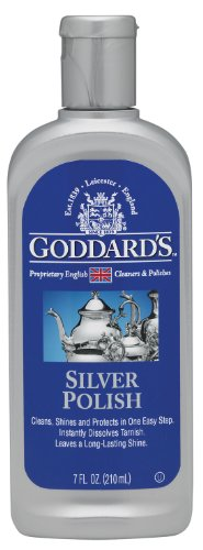 Price comparison product image Goddard's Silver Polish Liquid, 7-oz Tarnish Remover