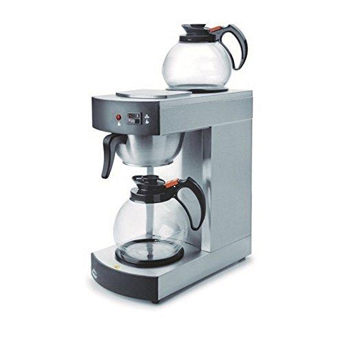 Lacor - 69272 - Cafetera Eletrica Con 2 Jarras 2100w 1,8Litros ...