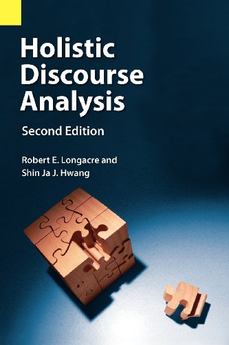Holistic Discourse Analysis, Second Edition