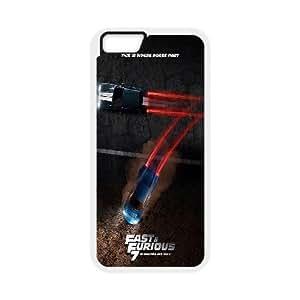 "YNACASE(TM) fast furious 7 Customized Hard Back Cover Case for iPhone6 Plus 5.5"",Customized Phone Case with fast furious 7"