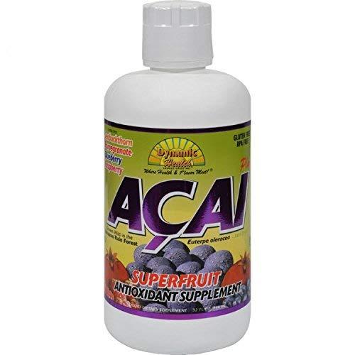Dynamic Health Lab Acai Plus Juice Blend (32 oz) by Dynamic Health