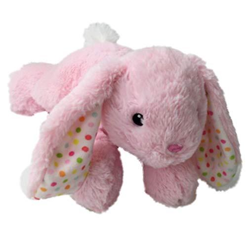 Dan Dee Plush Floppy Pink Lop Ear Bunny Rabbit 12 in Stuffed Animal Pal