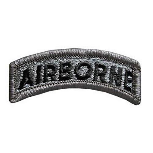 - ARMY TAB: AIRBORNE - EMBROIDERED ON ACU