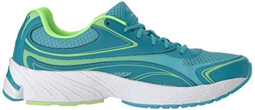 Women's Walking Ryka Shoe Infinite SMW Blue Lime RqnfCd