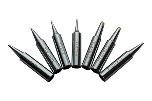 Baitaihem 7pcs Replacement T18 Series Soldering Iron Tip ...
