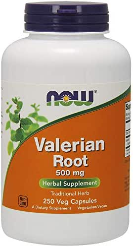 Vitamins & Supplements: NOW Supplements Valerian Root