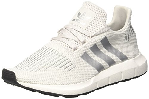 Run adidas Met White Ftwr Swift Grey Multicolor Trainers Women's One Silver F17 BEfwqEOFxW