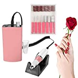 Best Nail Machines - Rechargeable Nail File Drill Machine,Professional Portable 25000RPMl Electric Review