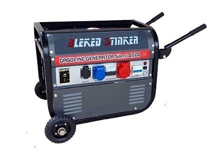4068 Grupo electrógeno/generador de corriente, 2300 W, 220/380 V,