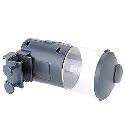 Automatic Fish Feeder Aquarium Tank Auto Food Timer Feeding Dispenser Adjustable