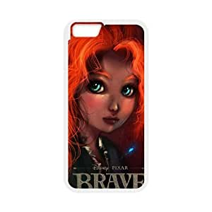 iphone6 4.7 inch Cell Phone Case White Brave AG6110457
