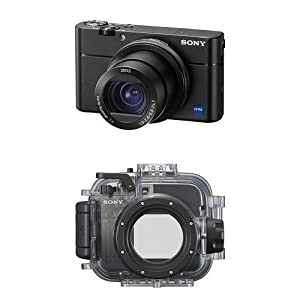 Sony RX100V w/ Underwater Housing