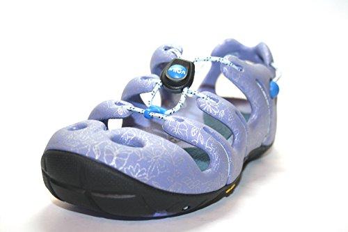 Timberland mion 99736 fille enfants chaussures sandales de bain bleu eU 33,5 cm