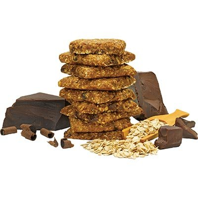 Corazonas Heart Healthy Chocolate Chip Oatmeal Squares 72 Squares by Corazonas