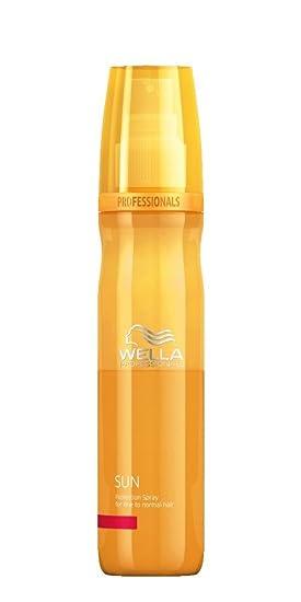 Crema solar de Wella Professional Care para cabello fino o normal, 1 bote (1 x 150 ml): Amazon.es: Belleza