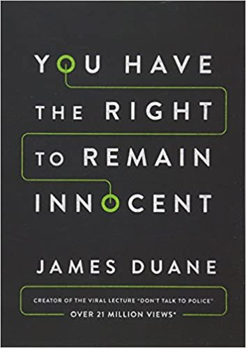 James duane don t talk to the police