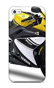 High Quality Shock Absorbing Case For Iphone 5c-yamaha Yzf R125 8211 Motorcycles wangjiang maoyi