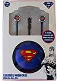 Superman Earbuds With Case