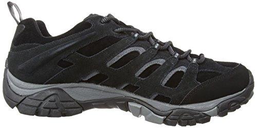 Chaussures Black Moab homme montantes de randonnée Merrell Noir Gore Tex zAwtq