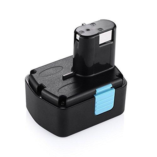 Powerextra 14.4v 2000mah Power Tool Replacement Battery for Hitachi EB1414S EB 1414, EB 1414S, EB 1424, EB 14B, EB 14S 324367