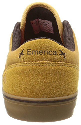 Emerica The Herman G6 - Zapatillas de skateboarding Hombre TAN/GUM