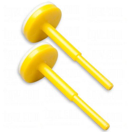 Momentus Golf Deane Beman Aim Check Training Aid, Yellow