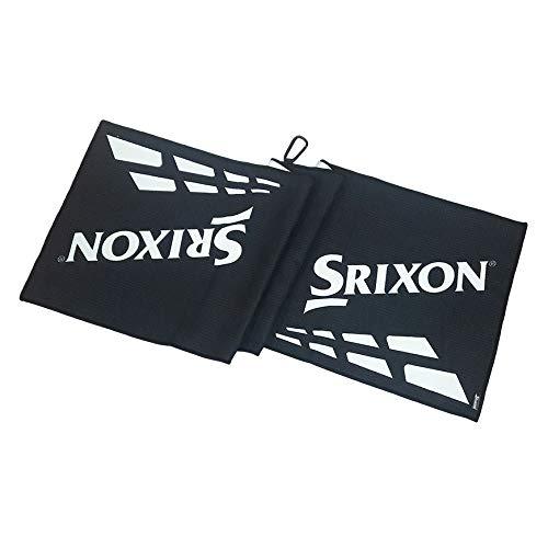 - Srixon Z85 Tour Golf Towel White/Black