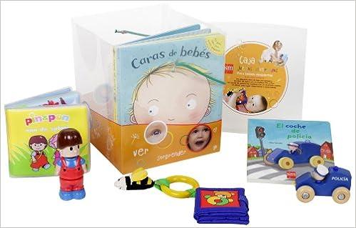 Caja regalo para bebés: Juegos divertidos Cajas de estimulación: Amazon.es: Varios Autores: Libros