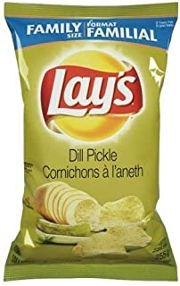 product image for Lay's Dill Pickle & Ketchup Chips Combo of 2 Large Bags Each {Imported from Canada}
