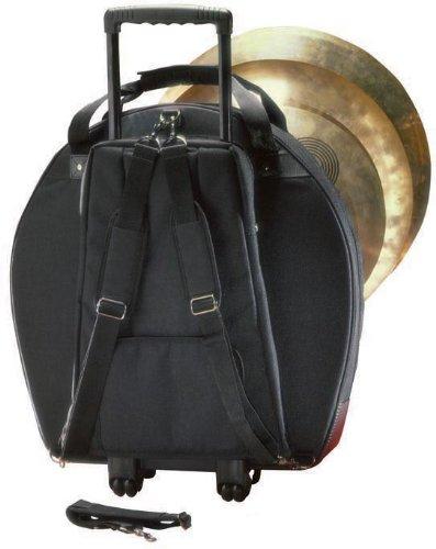 Humes & Berg Galaxy GL526DIVTP 22-Inch Cymbal Bag with Padded Dividers (Humes & Berg Cymbals)